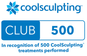 coolsculpting club 500