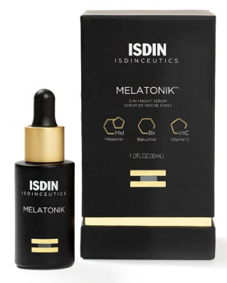 isdinceutics melatonik serum