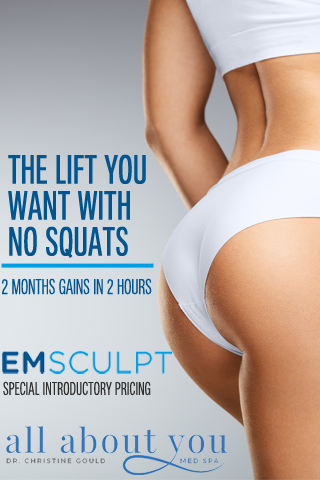 emsculpt non surgical butt lift ct