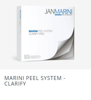 Jan Marini Skin care Products: Marini Peel System