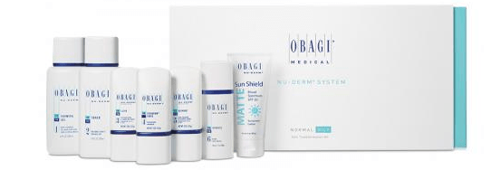 Obagi Medical Skin care products