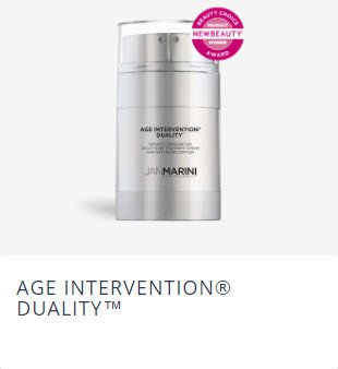 Jan Marini Skin care Products: Age Intervention Duality