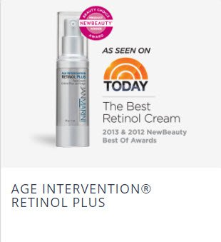 Jan Marini Skin care Products: Age Intervention Retinol Plus
