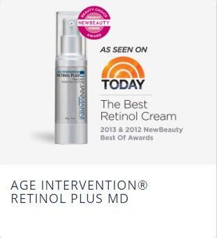 Jan Marini Skin care Products: Age Intervention Retinol Plus MD