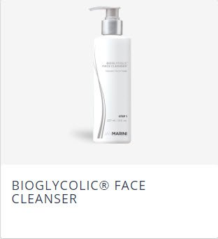 Jan Marini Skin care Products: Bioglycolic Face Cleanser