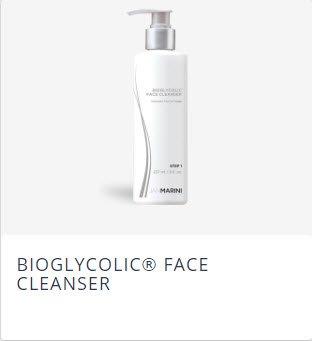 Jan Marini Skin care Products: Bioglycolic Face Cleanser