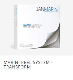 Jan Marini Skin care Products: Marini Peel System Transform