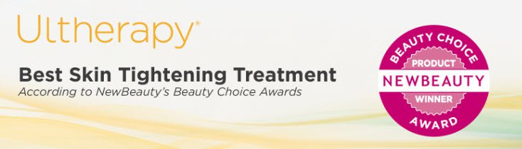 Ultherapy Wins Awards for Best Skin Tightening Treatment